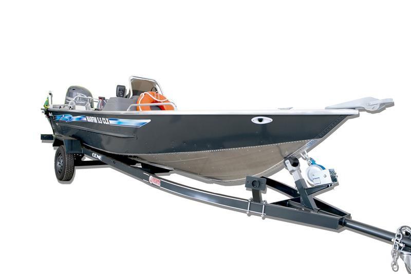 Marcação e Registro de Barcos